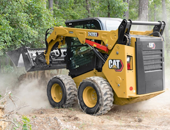 Cat D3 skid steer loader