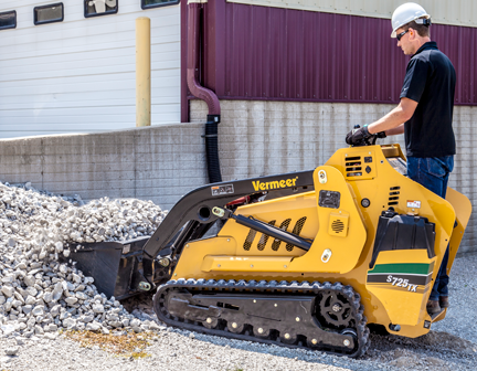 vermeer 725 mini skid steer