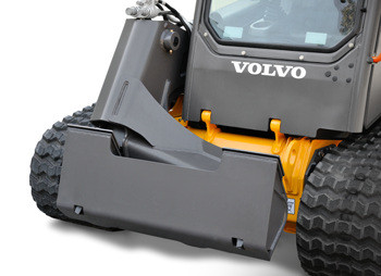 Volvo D Series single lift arm