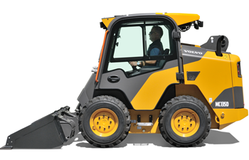 Volvo D-Series skid steers