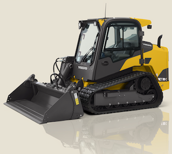 Volvo MCR110C compact track loader