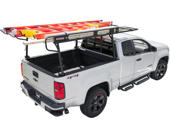Weather Guard Compact truck rack