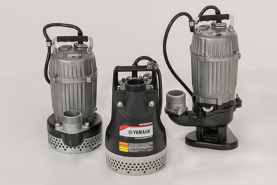 Yamaha submersible pumps