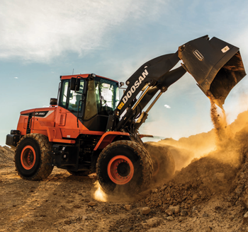 Doosan DL280-5 wheel loaders