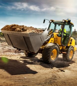 Volvo H-Series compact wheel loaders