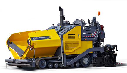 AC F800T highway paver