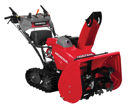 new honda HSS snow Blower