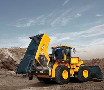 hyundai 900 series wheel loader