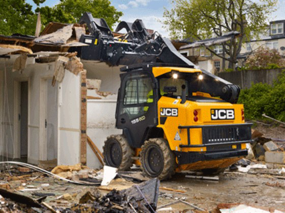 jcb demolition package