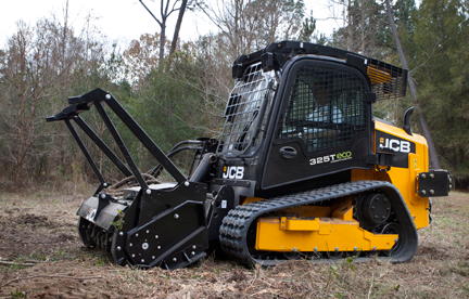 jcb forestmaster ctl