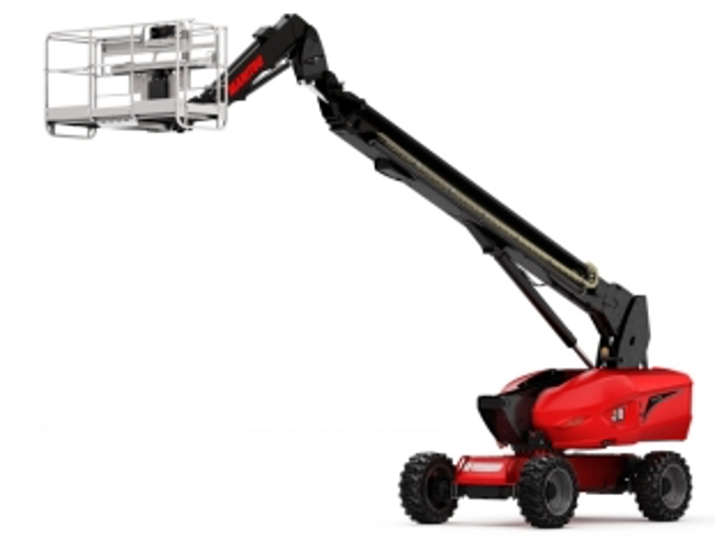 MAnitou boom lifts