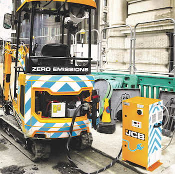 JCB Universal Charger