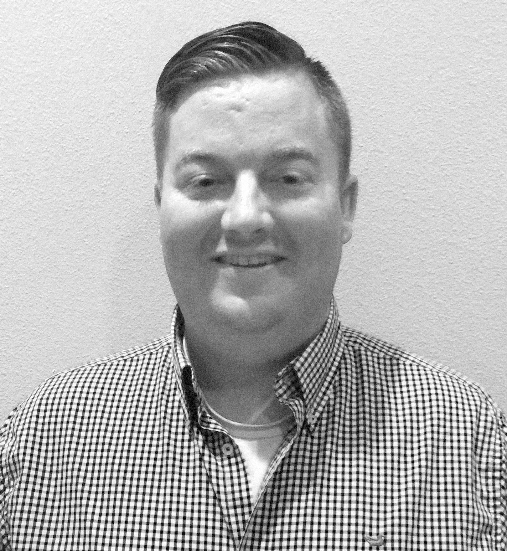 Justin McKenzey, southeast area sales manager