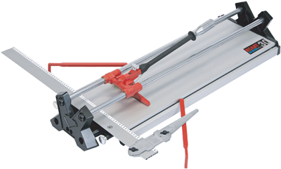 Manual tile cutter