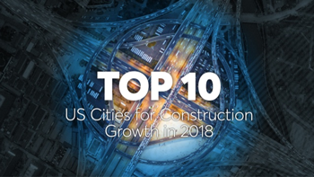Plangrid top 10 cities for construction