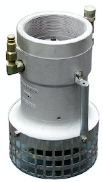 S6P 6-inch low head, high flow dewatering axial pump