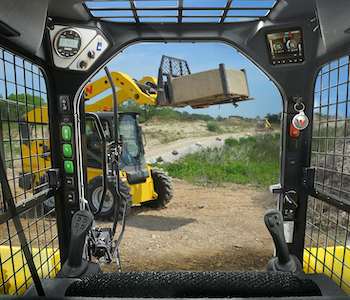 Wacker Neuson All Access cab
