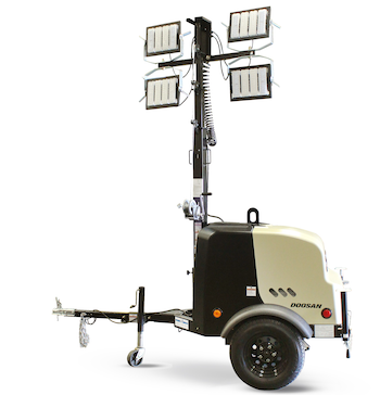 Doosan Portable Power light towers