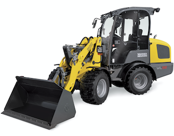 Wacker Neuson WL32 articulated wheel loader