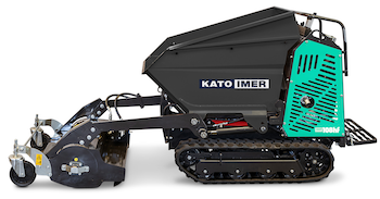 KATO IMER tracked buggies
