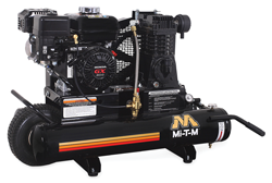 Mi-T-M 8-gallon compressor