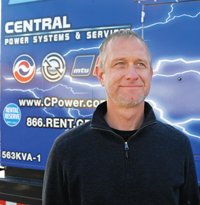 Ryan christler, Central Power Systems and Services