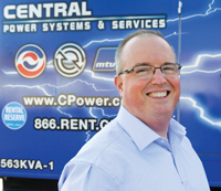 Tyson Robinett, Central Power Systems and Services