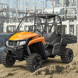 JLG utility vehicle