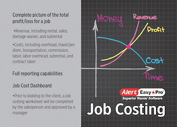 Job Costing software