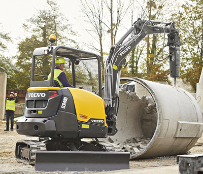Industry outlook: Mini excavators tread new rental territory