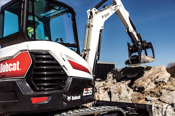 Mini excavators move up - Pro Contractor Rentals