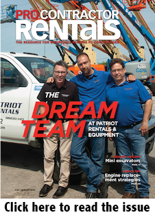 Section Page - Pro Contractor Rentals