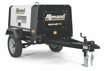Product Focus -- Portable air compressors - Pro Contractor Rentals