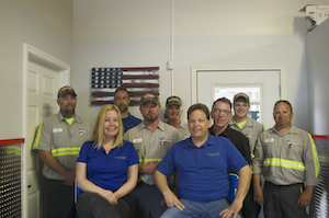 Staff at Patriot Rentals & Equipment