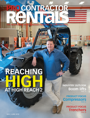 May-June 2018 Pro Contractor Rentals issue