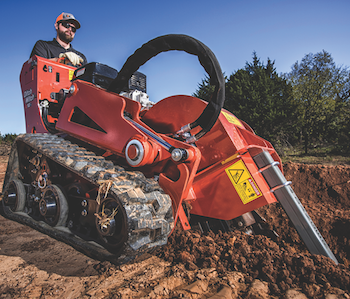 Ditch Witch CX Series trenchers
