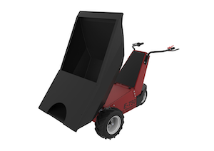 Power Pusher electric dumper