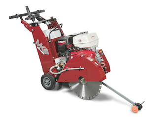MK Diamond Products concrete saw