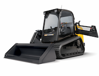 JCB TELESKID WITH CANOPY