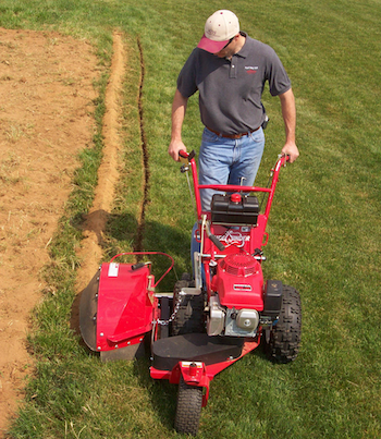 Turf Tech 1304H trencher