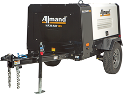 Allmand Maxi Air compressor