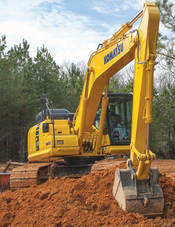 Product Focus: Excavators - Pro Contractor Rentals