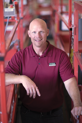 Todd Rohloff, Titan Machinery