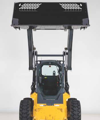 John Deere roll-out buckets