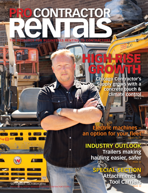 Sept/Oct 2014 Pro Contractor Rentals