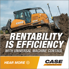 Case CE ad TV370 & Universal Machine Control
