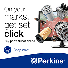 Perkins parts direct online