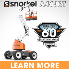 Snorkel A46JRT 60 years ad