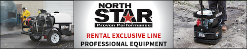 NorthStar rental-exclusive equipment