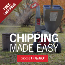 Great Norther Dosko chipping ad